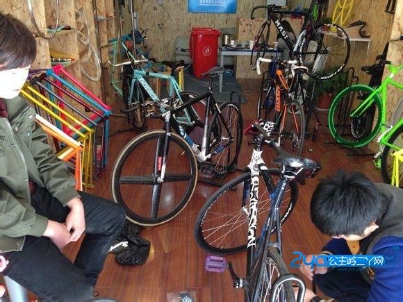 DIY让我们动手拼装自己喜爱的单车